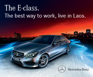 Mercedes-Benz Laos