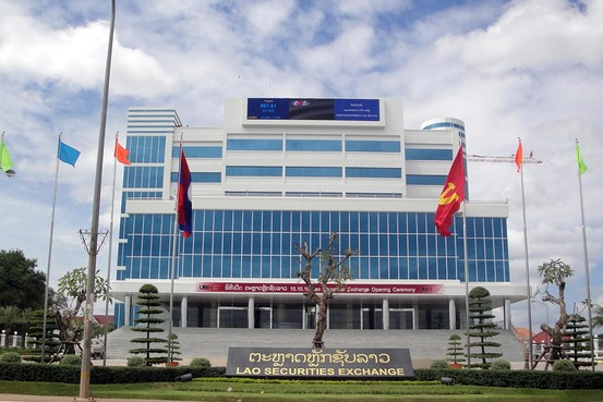 Lao Securities Exchange (Stock Market  Laos)