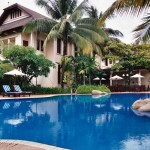 Hotel Swimming Pools in Vientiane