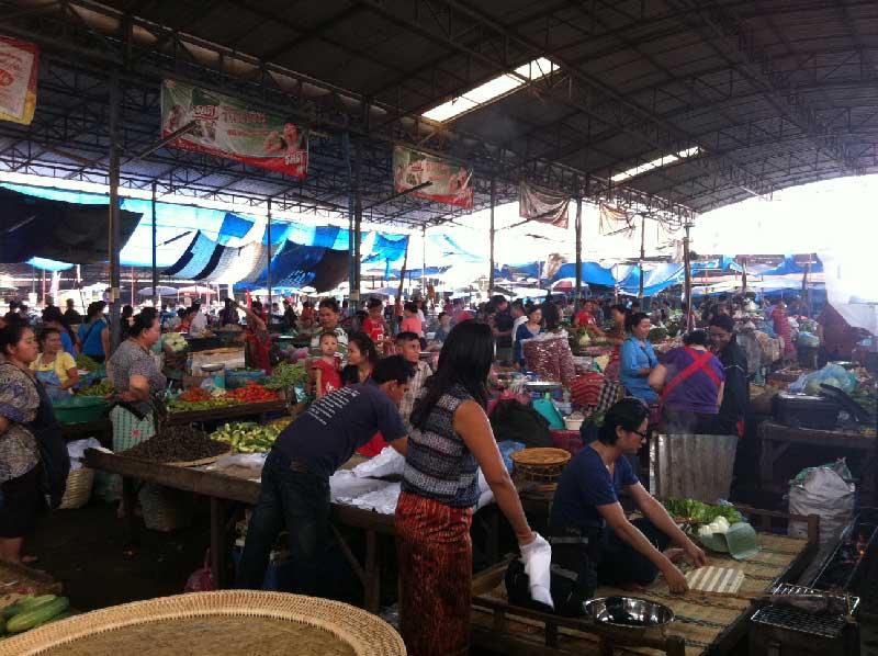 Market Luke Nguyen