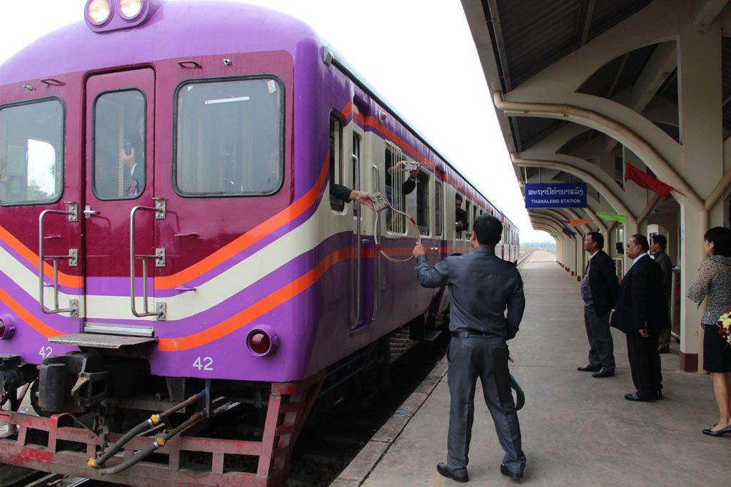 Laos Train