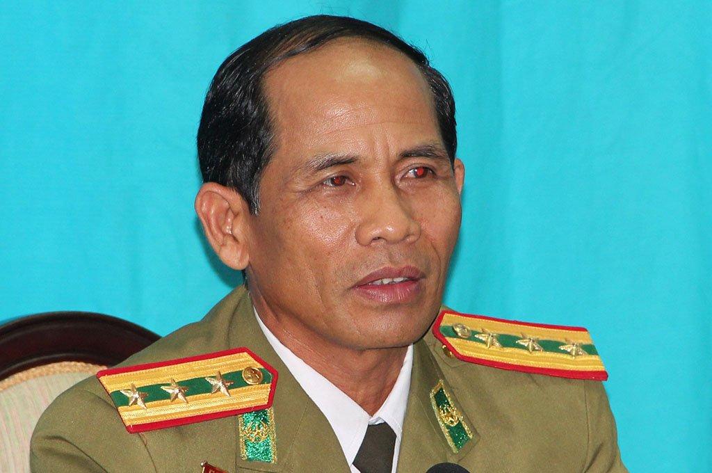 Colonel Dr Phengsavanh Thiphavongxay
