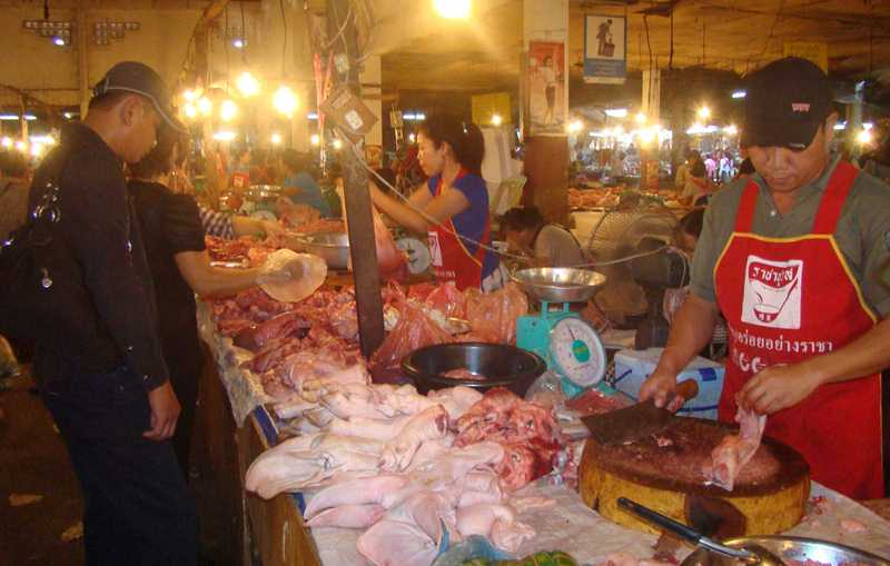 Beef Prices in Laos