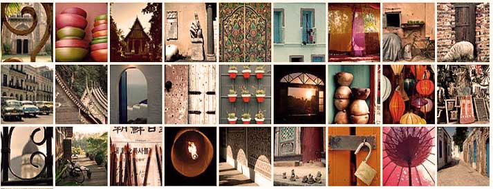 Somebodys Home Mosaic