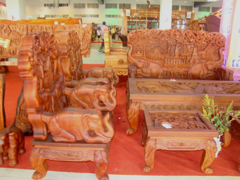 wooden furniture vientiane furniture fair
