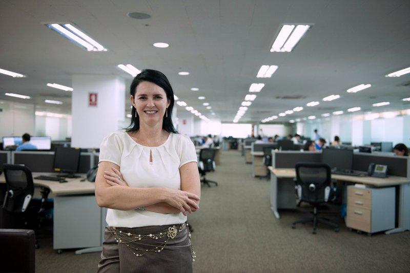 Lisa Harmony Working in Laos 2