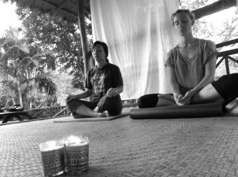 Yoga Luang Prabang