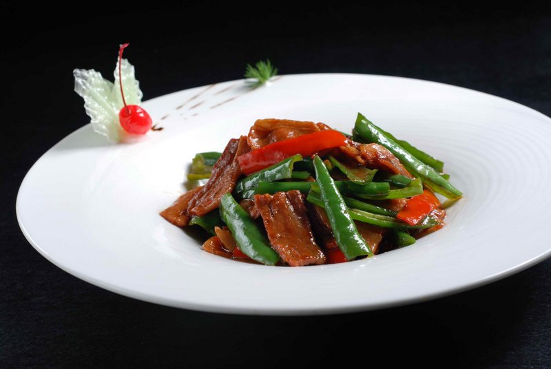 Hunan Stir Fried Pork