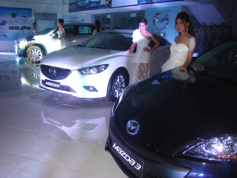 New Mazda Laos