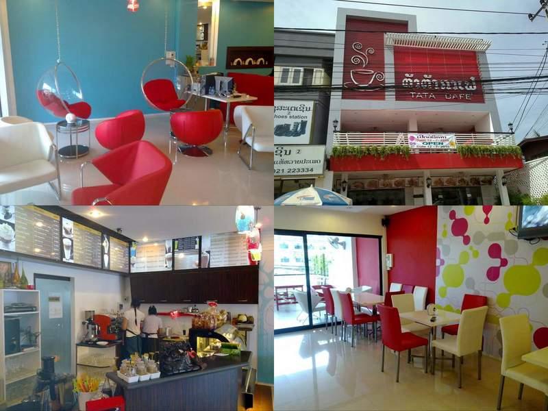 TaTa Cafe Laos