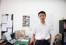 Working in Laos: Taku Mori, self-made media man