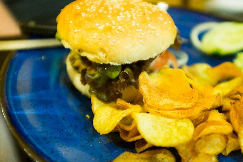 Ban Gai Burger