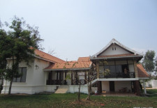 (678) Resort style home for rent in Vientiane, Laos