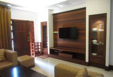 (673) Central High-rise Apartment in Vientiane, Laos