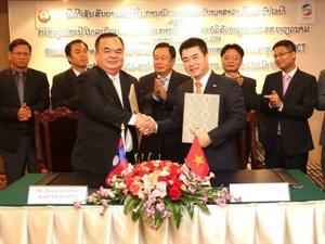 Viettel develops Lao Font