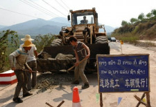 Foreign workers pouring into Laos