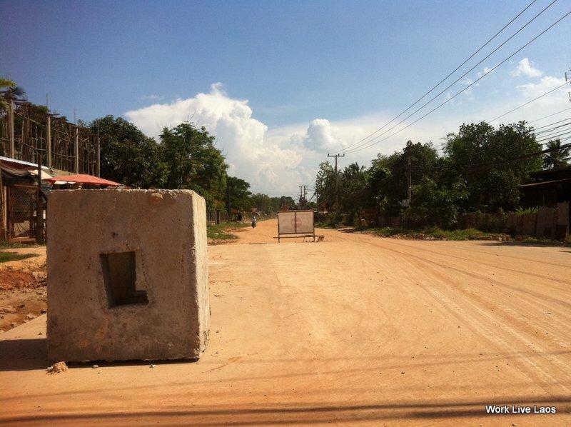 Donnokkhoum Rd