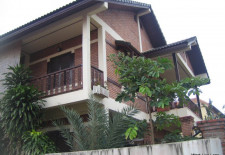 (734) House For Rent in Vientiane, Laos