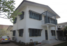 (744) Classic Office Building For Rent in Vientiane, Laos