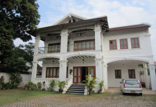 (761) Residence For Rent Near Vientiane City Centre