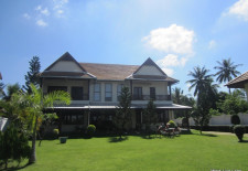 (69) Luxurious Riverside House for Rent (Vientiane, Laos)