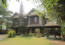 (486) Stylish Luxury House For Rent in Vientiane, Laos