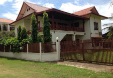 (816) Stylish House For Rent in Vientiane, Laos
