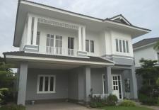 (818) Modern Rental Houses in Compound (Vientiane)