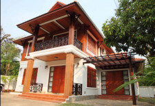 (834) Lovely Traditional Style House For Rent in Embassy Area